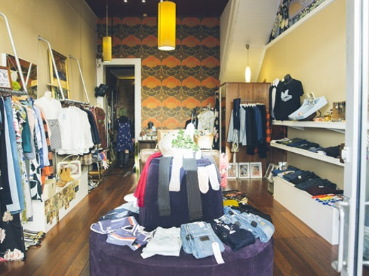 fi & co Northbridge Vintage Shop Perth