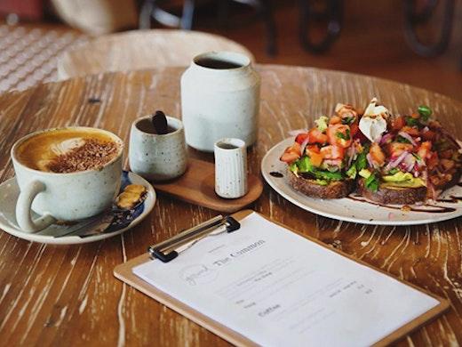 The Common Cafe, Paddington
