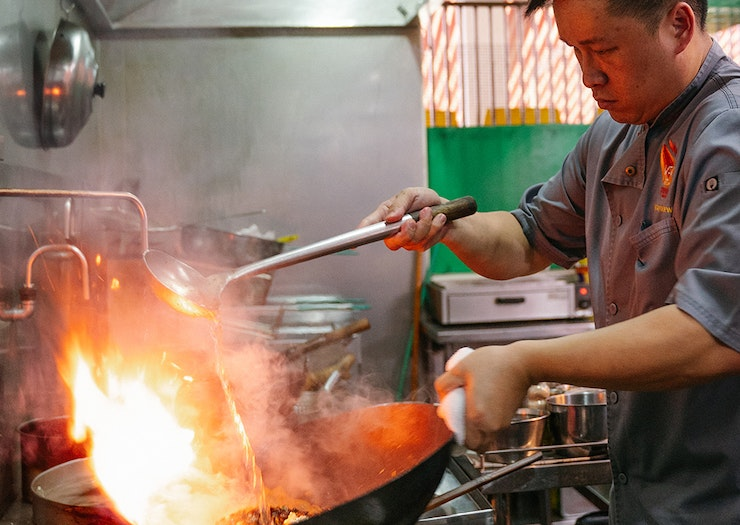 How This Kitchen Assistant Became One Of Singapore's Most Talented Chefs