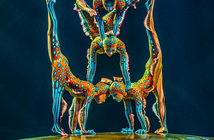 Cirque du Soleil Brisbane