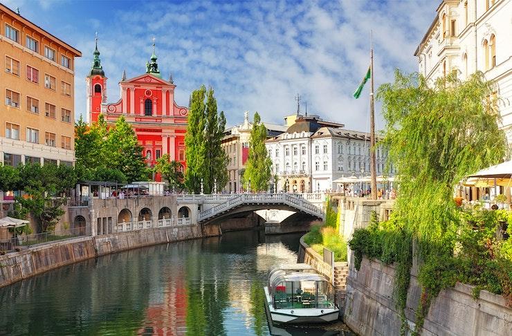 things to do Ljubljana