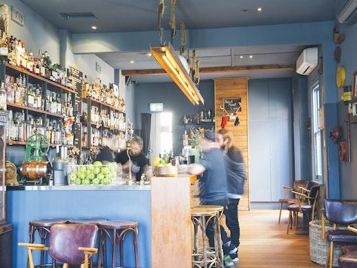 Mechanics Institute Northbridge Perth Bar