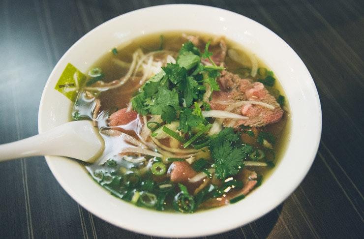 Viet Hoa Northbridge Vietnamese Restaurant Perth