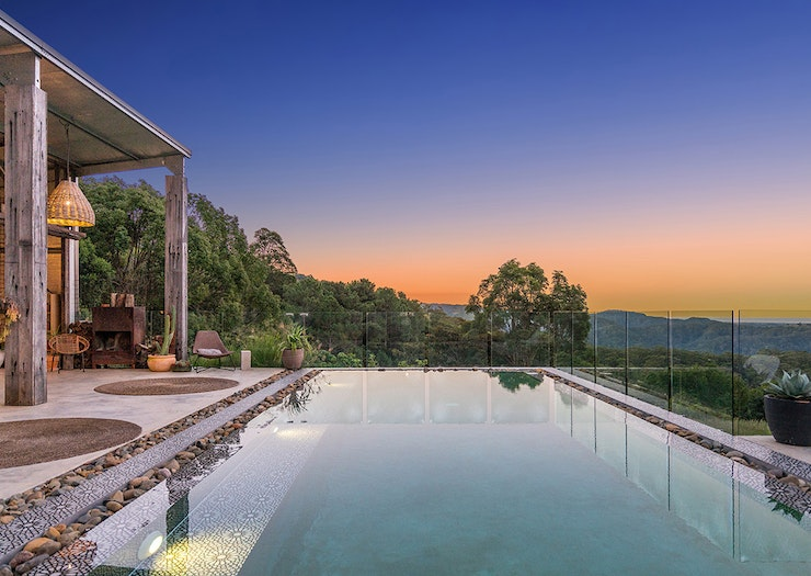 Start Planning Your Next Getaway And Zen Out At This Stunning Byron Hinterland Retreat