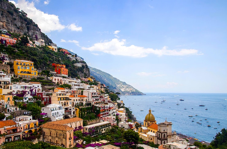 things to do positano