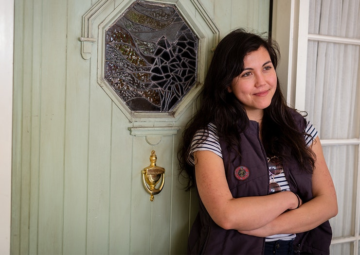 How Aussie Filmmaker Natalie Erika James Is Changing The Face Of Horror Movies