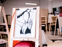 The Sweet Fine Artist Studio