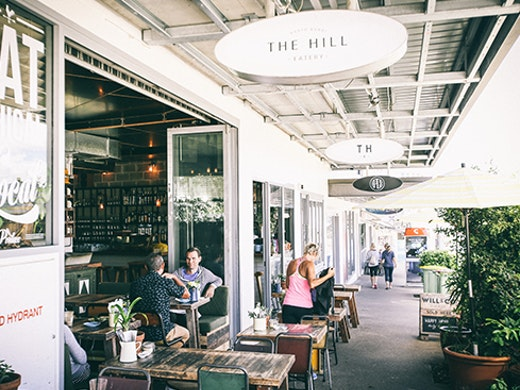 The Hill Eatery North Bondi