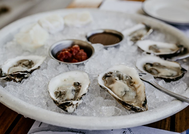 Get Fancy, This Bondi Beach Club Is Doing $1 Oysters Every Wednesday In July