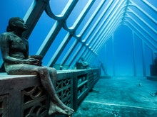 Hold Your Breath, Australia's First Underwater Museum Just Opened In Queensland